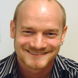 Portrait of Lasse Jensen, PhD